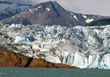 Glacier de Viedma Images libres de droits
