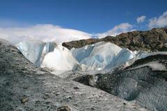 Glacier de Viedma Photo libre de droits
