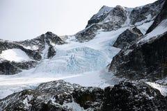 Glacier de Wedegemond, stationnement provincial de Garibaldi Photographie stock libre de droits