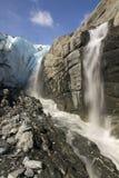 Glacier de Worthington image libre de droits