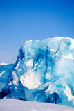 Glacier Detail Stock Photography