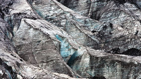 Glacier details Royalty Free Stock Photography
