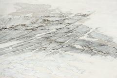 Glacier Dugoba, Pamir-alay. Kyrgyzstan Stock Image
