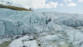 Glacier en Islande clips vidéos