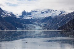 Glacier in Glacier Bay Stock Images