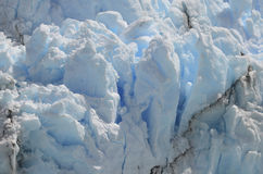 GLACIER AND GLOBAL WARMING PERITO MORENO IN EL CALAFATE PATAGONIA ARGENTINA. GLACIERS AND CLIMATE CHANGE royalty free stock images