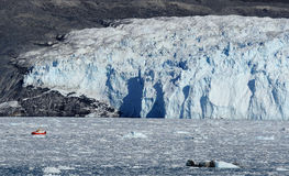 Glacier in Greenland 6 Stock Photo