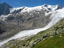 Glacier of grossvenediger Stock Photos