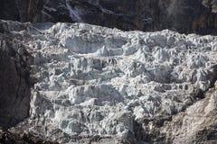Glacier in Himalayas Royalty Free Stock Image