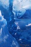 Glacier Ice Stock Image