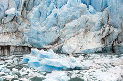 Glacier Ice Royalty Free Stock Images