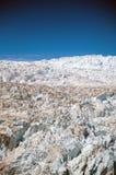 Glacier ice in Alaska Stock Images