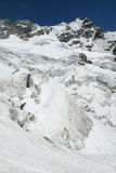 Glacier ice Royalty Free Stock Photography