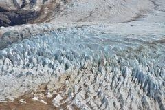 Glacier Ice Stock Photography