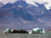 Glacier Ice Water Surface Marine Landscape Aquatic Wilderness Stock Photos