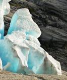 Glacier, Iceberg, Briksdal, Norway, Closeup Stock Image