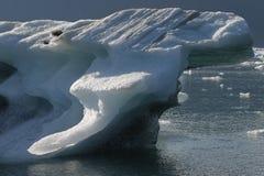 Glacier Iceberg Melting Royalty Free Stock Photography