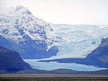 Glacier on Iceland Stock Images