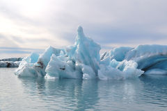 Glacier lagoon Royalty Free Stock Images