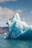 Glacier Lagoon in east Iceland Royalty Free Stock Photo