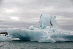 Glacier lake Joekulsarlon, Isceland royalty free stock photos