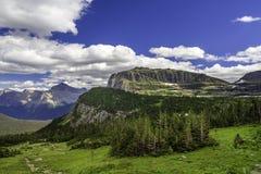 Glacier Landscape Stock Images