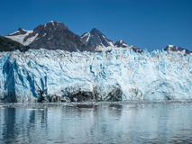Columbia Glacier, Alaska Stock Photography