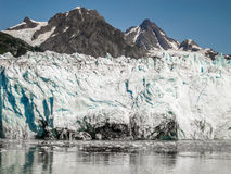 Columbia Glacier, Alaska, View Cruise Royalty Free Stock Image