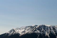 Glacier montagneux photo libre de droits