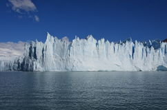 Glacier Moreno in Argentina - UNESCO Royalty Free Stock Photography