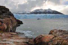 Glacier moreno Stock Photo