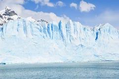 Glacier Moreno In Terra Del Fuego, Argentina Stock Photos