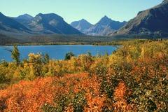 Glacier N P montana Images libres de droits