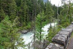 Glacier N.P. - Montana Stock Images