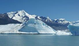 Glacier National Parc, Patagonia, Argentina Stock Image