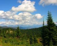 Glacier National Park. View of Glacier National Park Stock Photo