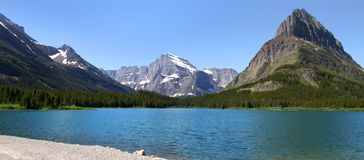 Glacier national park Royalty Free Stock Images