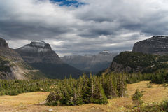Glacier National Park Stock Image
