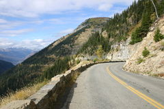 Glacier National Park Royalty Free Stock Photography