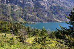 Glacier national park Stock Images
