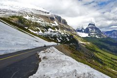 Glacier National Park Royalty Free Stock Photos