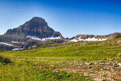 Glacier National Park Fotografia Stock