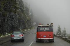 Glacier National Park Fotografia Stock
