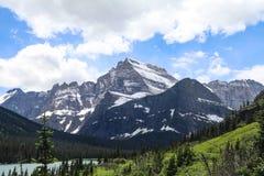 Glacier National Park immagini stock libere da diritti
