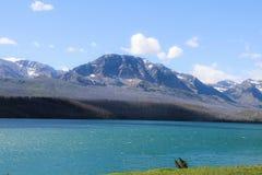 Glacier National Park Fotografie Stock Libere da Diritti