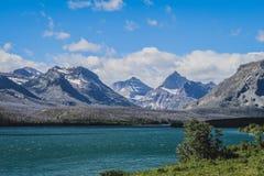 Glacier National Park Immagine Stock Libera da Diritti