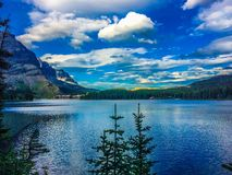 Glacier national park Royalty Free Stock Photo