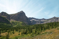 Glacier National Park, Montana Stock Image