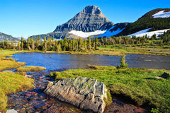 Glacier National Park, Montana Stock Photography