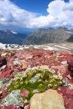 Glacier National Park Montana Stock Image